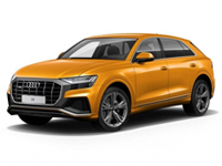 Коврики Eva Audi Q8 2018 - наст.  время